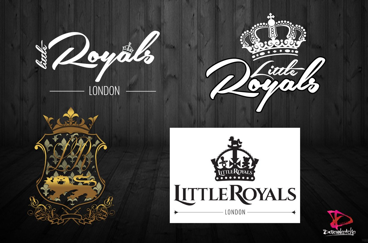 little Royals logo designs