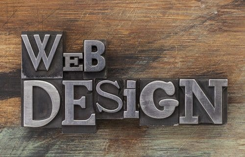 "3D text saying ""Reasons why you need a website designer"""