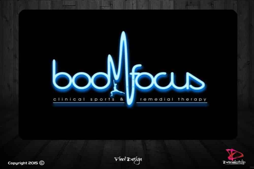Logo Design for a fitness company London