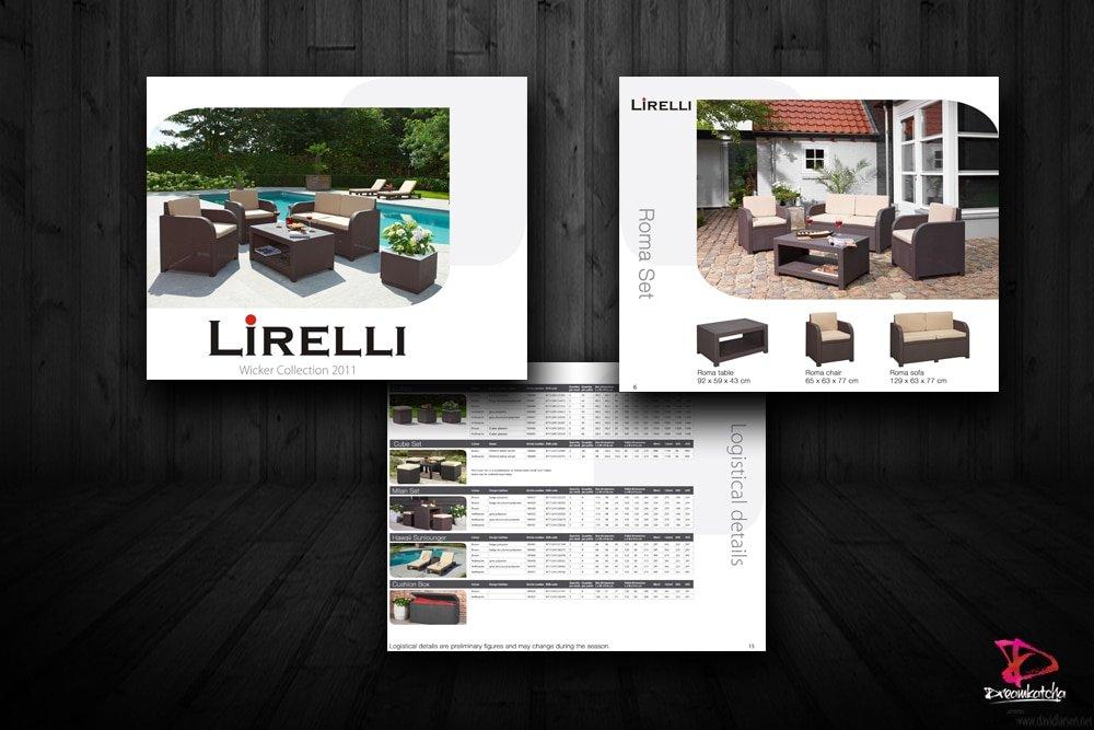 Brochure Design for company in Ascot