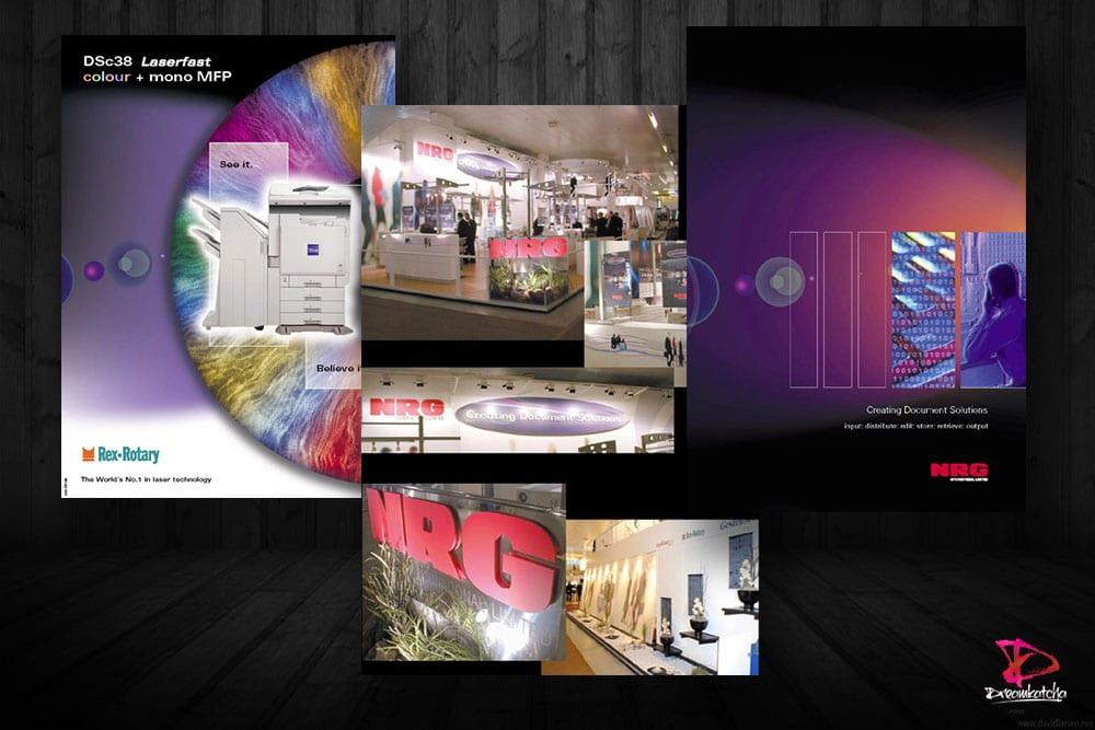 Brochure Design for company in Windsor