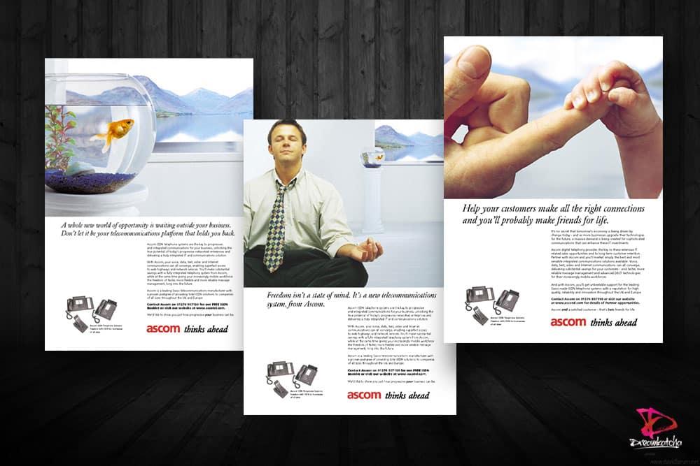 Brochure Design for company in Bracknell