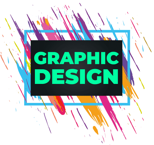 Graphic design services button