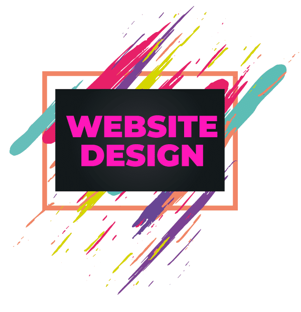 Web desig services button