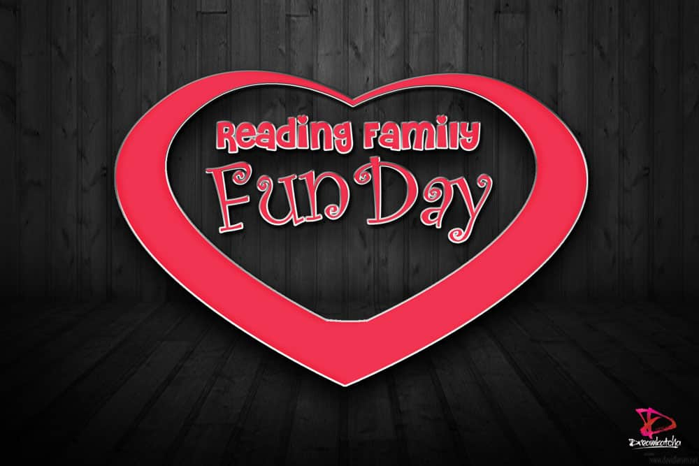 Logo Design for a Fun Day in Reading