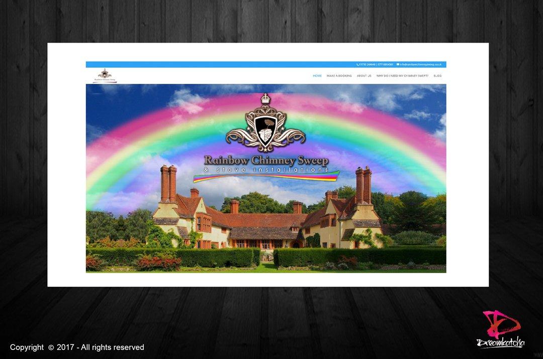 website Design for Chimney Sweep London
