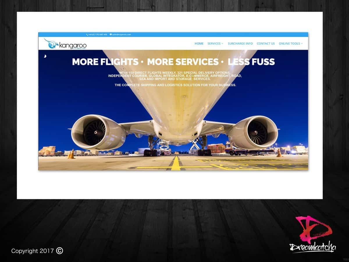 website Design for Heathrow London