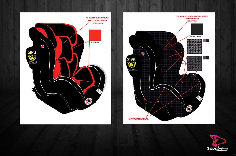 Packaging design by Dreamkatcha web design
