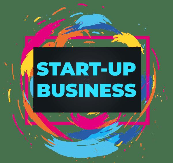 Start-up business Berkshire sign