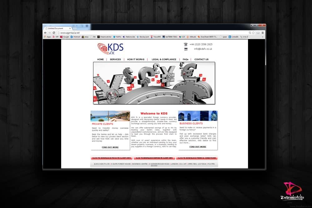 Wordpress Website design for a company in Bracknell, Berkshire