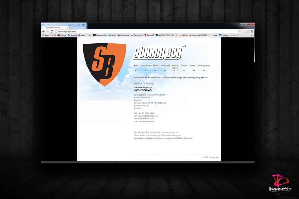 Wordpress Website design for a company in London