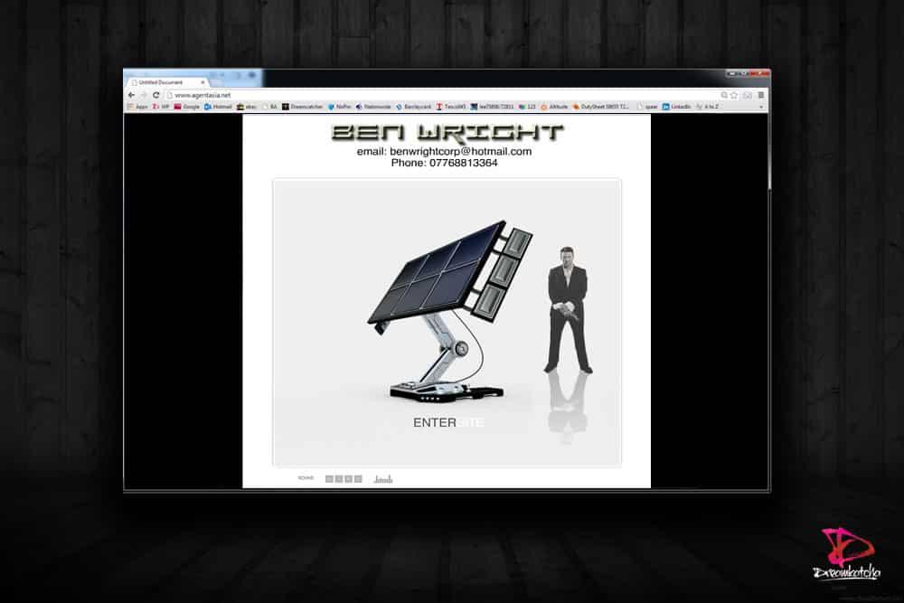 Wordpress Website design for a company in Maidenhead, Berkshire