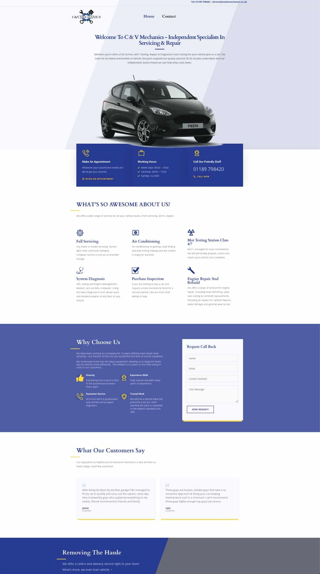 WordPress website design Dreamkatcha 1