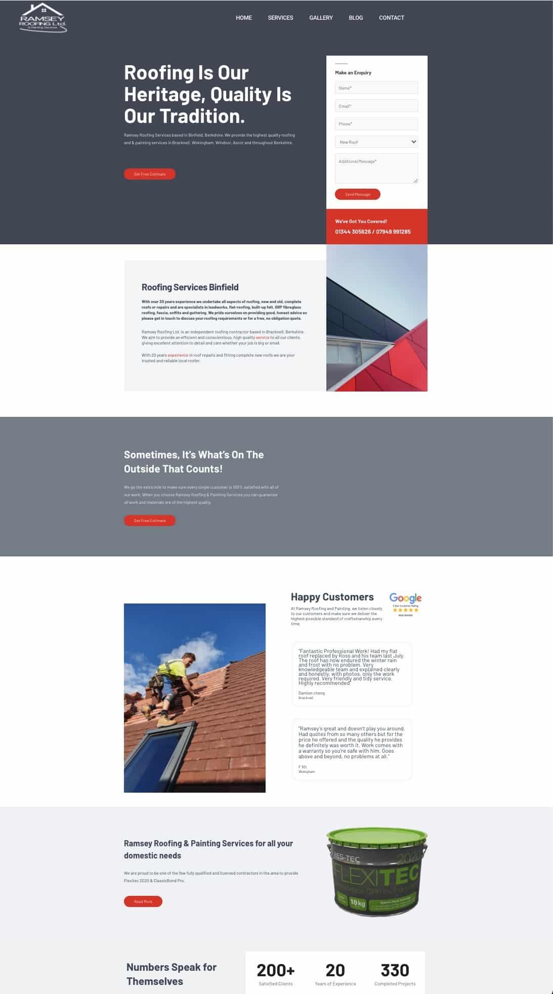 Latest website design Dreamkatcha