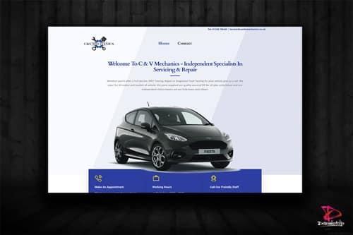 website designer Mechanic Wokingham